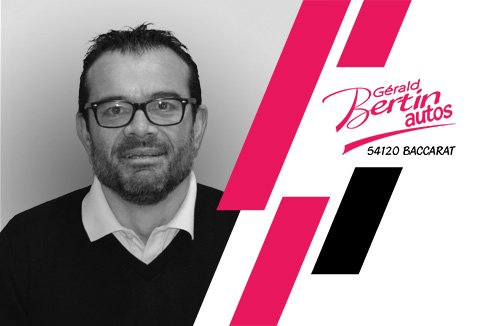 Gérald Bertin Autos _ Équipe _ Benoit Cuny