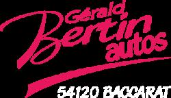 gerald-bertin-autos_logo